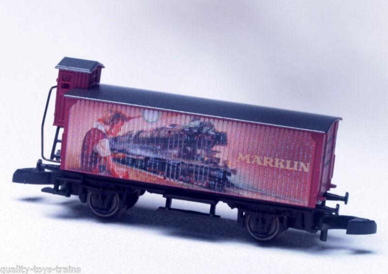 80916 Marklin Z 2007 Modellbahn Treff Göppingen