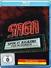 Spin It Again: Live in Munich [Video] by Saga (DVD, Sep-2013, Ear Music)
