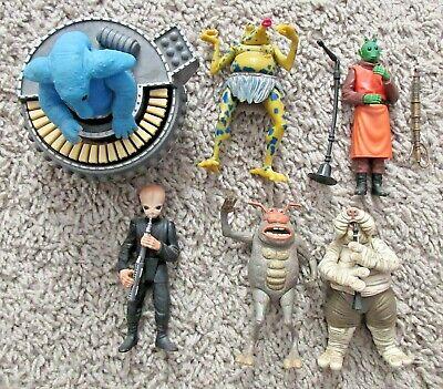 Droopy McCool Star Wars Galactic Heroes Rare Max Rebo Band
