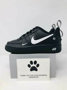 Nike Air Force 1 LV8 Utility GS 'Overbranding' | Pakistan