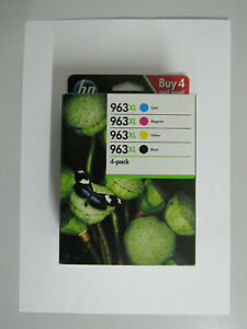 Original-HP-Tintenpatronen-963XL-4er-Pack-fuer-Officejet-Pro-9019-9020-9022-9025
