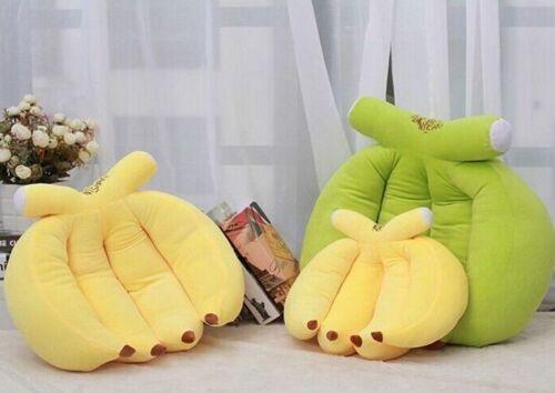 Cute Stuffed Banana Plush Toy Cushion Decorative Pillow 35cm or 45cm or 55cm