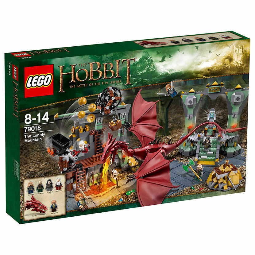 LEGO ® 79018 the Hobbit The Lonely Mountain NUOVO OVP NEW ORIGINALE