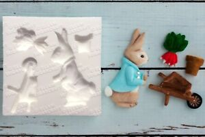 Silicone-Mould-Peter-Rabbit-Inspired-Wheelbarrow-Bunny-Easter-Christening-M168