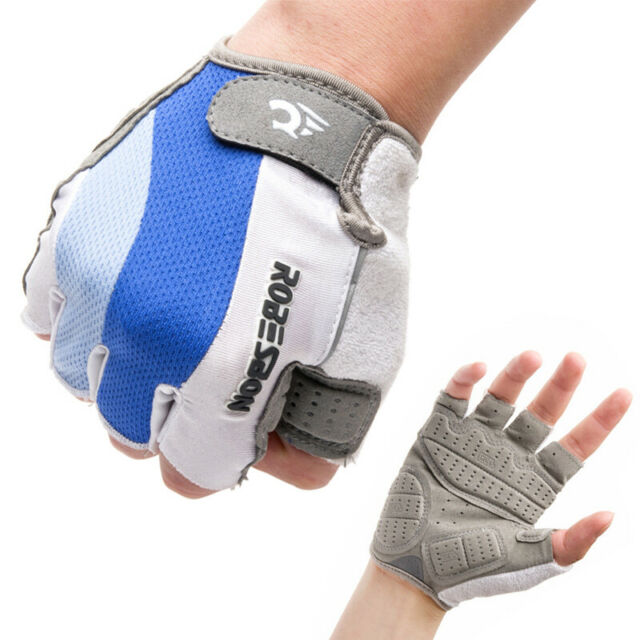 GUB Cycling Gloves Half Finger Anti Slip Gel Pad MTB Road Bike Breathable USA