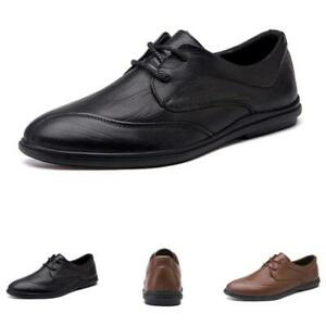 Mens Business Oxfords Work Office Soft