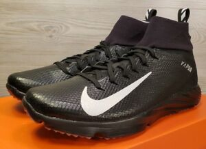 bd76723806 Nike Vapor Untouchable Speed Turf 2 Football LAX Black 917169 001 ...