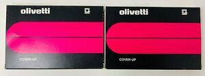 Olivetti-80674-Tape-Original-Black-Cover-up-Olivetti-et-2000-Series-x-2PZ