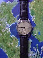 Military 1930's Cyma 15 Jewel vintage Swiss watch