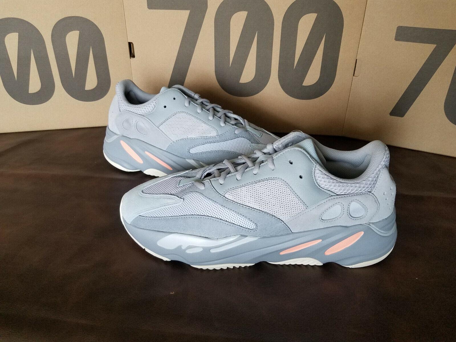 DS adidas Yeezy Boost 700 Inertia - EG7597 - Size 9