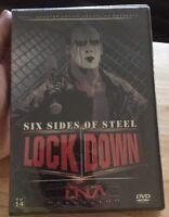 Tna Wrestling - Lockdown 2006 (dvd, 2006) Wwe Nxt Dudleys Aj Styles Sting
