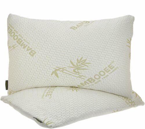 S//2 Luxurious Memory Foam Queen Pillows by Lori Greiner