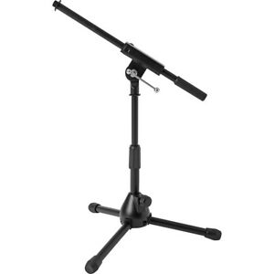 JAMSTANDS-JS-MCFB50-Short-Mic-Stand-with-Fixed-Length-Boom