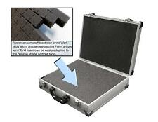 Valigetta universale in alluminio, misura M, dimensioni: 295 x 195 x 70 mm