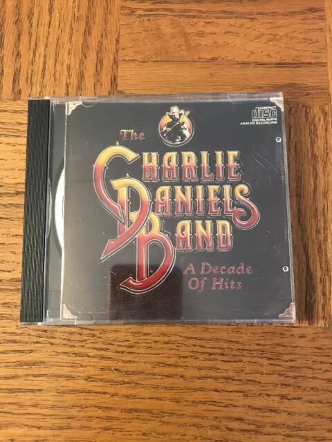 A Decade of Hits by The Charlie Daniels Band (CD, 1983)