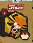 Samurai Jack Season 4 DVD Region 1 US IMPORT NTSC Very Good