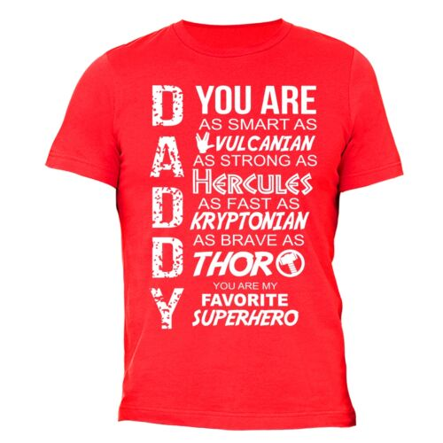 Grandpa t-shirt Father/'s Day Best Funny Gift Birthday For SuperHero King Dad