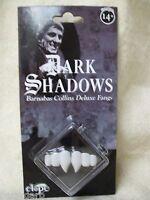 Dark Shadows Barnabas Collins Vampire Fangs Teeth Gothic Unisex Vamp Madame