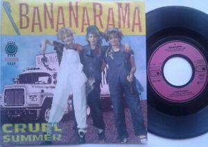 Bananarama-Cruel-Summer-Cruel-Dub-7-034-Single-Vinyl-1983