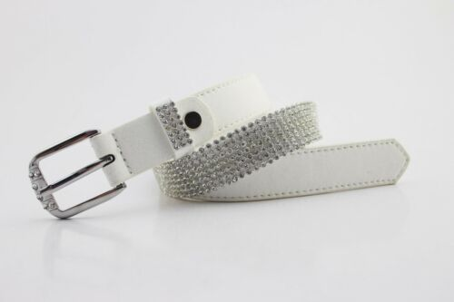PLUS SIZE MICRO CRYSTAL BELT