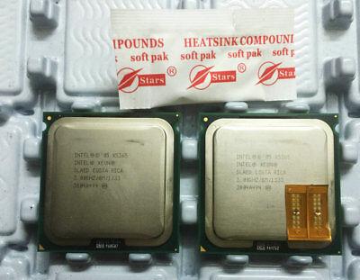 Intel Quad Core Xeon X5365 3.0GHz SLAED 8M LGA 771 CPU Processor