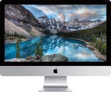 """Apple iMac 27"""" Retina 5K i5 3.2GHZ RAM 16GB 1TB  MK462B/A( 2015)A GRADE WARRANTY"""