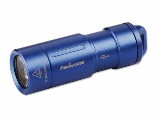 Fenix uc02 Bleu DEL trousseau de clés lampe éclairage trousseau de clés Mini-Lampe de Poche
