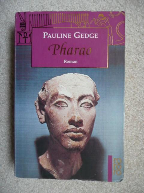 Buch Ägyptische Geschichte Pharao von Pauline Gedge Taschenbuch