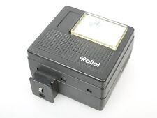 Rollei 100XL Blitz Blitzgerät Elektronenblitz electronic flash funktionsfähig