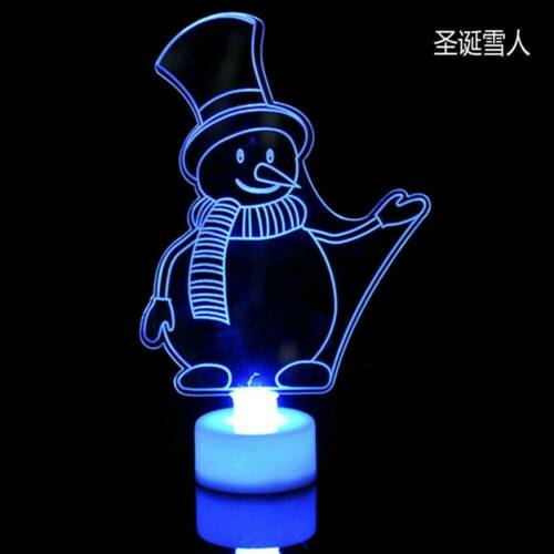 Christmas LED Lantern DIY Fairy Hanging Ornaments Table Lamp Holiday Party Decor