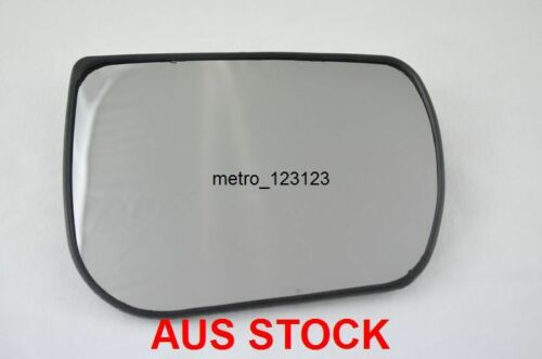 RIGHT DRIVER SIDE MAZDA TRIBUTE 07//2006-03//2008 MIRROR GLASS WITH BACK PLATE