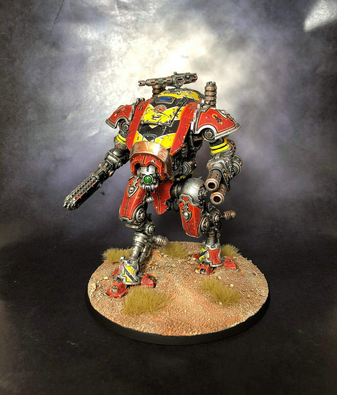 muchas sorpresas Warhammer 40k 2x Armiger Warglaive House House House Raven Pro Painted Imperial Knight  ahorra hasta un 70%