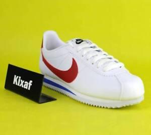 f5bd1243d97fb2 Das Bild wird geladen Nike-WMNS-Classic-Cortez-Leather-Damen-Lifestyle- Sneaker-