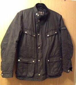 8a6e0f10a6ab barbour international wax jacket