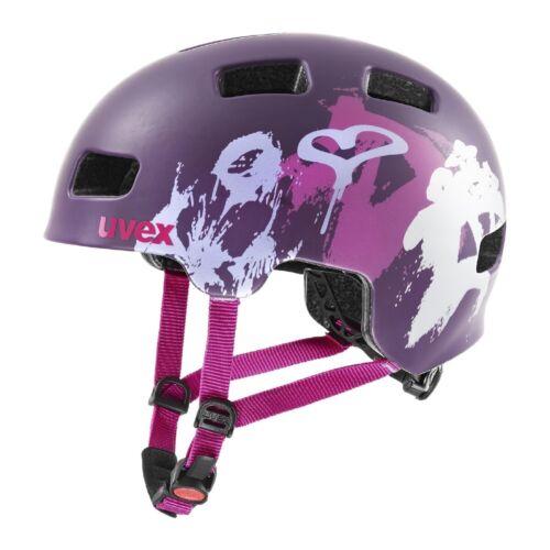 Uvex HLMT 4 CC enfants Radhelm Casque Skateboard Casque Casque De Protection s410979