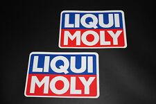 Liqui Moly Aufkleber Sticker Decal Bapperl ÖL Schmierstoffe Tuning Racing Moto