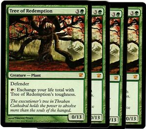 Tree-of-Redemption-x4-Magic-the-Gathering-Innistrad