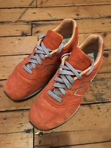 premium selection 4d8ce 48109 Details about NEW BALANCE Concepts Orange M997TNY 997 998 CNCPTS Luxury  Goods Made In USA 10