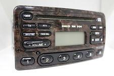 Ford 6000CD RDS EON Wurzelholz 6000 CD Radio Original Autoradio 97AP-18C815-HA