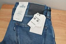 Levi's Made & Crafted Japanese Selvedge Jeans 511 Slim Big E Distressed 32x32