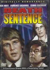 Details about DVD : DEATH SENTENCE     NICK NOLTE-CLORIS LEACHMAN     NEW