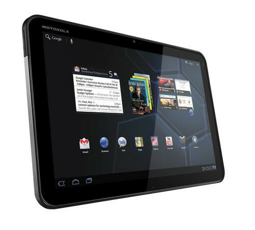"MOTOROLA XOOM MZ604 32GB, WI-FI WiFi 10.1IN - BLACK 10.1"" TABLET MZ-604 ZOOM"