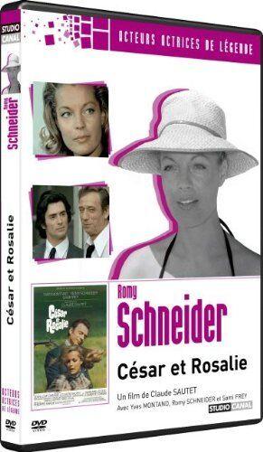 """DVD """"CESAR ET ROSALIE"""" - ROMY SCHNEIDER - YVES MONTAND -NEUF SOUS BLISTER"""
