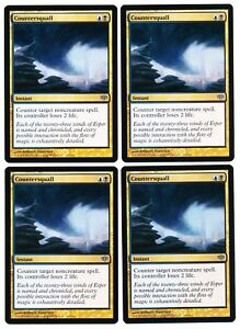 LP Conflux MTG Magic Cards Gold Uncommon Countersquall