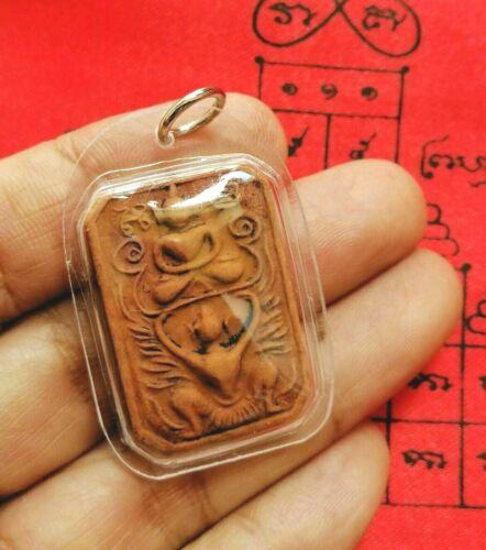 Phra Somdej LP Pan Pim Garuda Buddha wat Bang Nom Kho amulet Thai Talisman