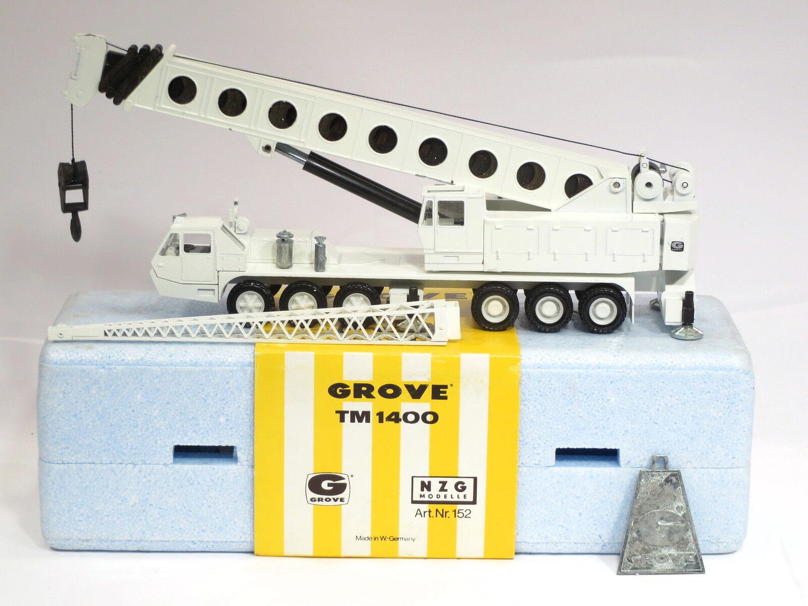 Grove TM1400 Crane -