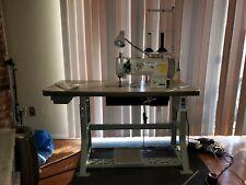 New Listingsew Tech 1508nh Industrial Walking Foot Sewing Machine