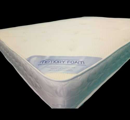 Brand New Memory Foam Mattress 5ft King Size SAVE £££/'S BIG SALE