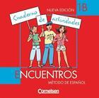 Encuentros. Nueva Edicion. Cuaderno de Actividades Band 1 B. 2. Lernjahr. CD (2006)
