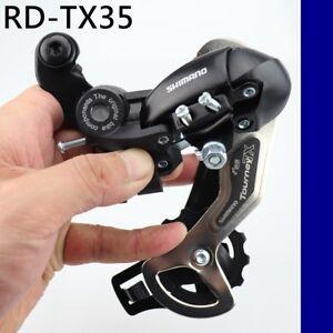 1Pcs Bicycle RD-TX35 Rear Derailleur 6//7//8s Speed MTB Mountain Bike Accessories